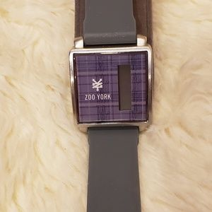 Zoo York digital watch